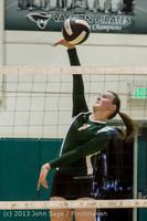 19009 Volleyball v Eatonville 091113