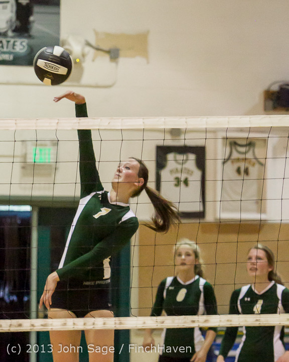 19033 Volleyball v Eatonville 091113