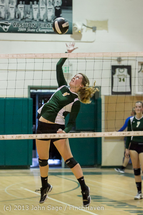 19043 Volleyball v Eatonville 091113