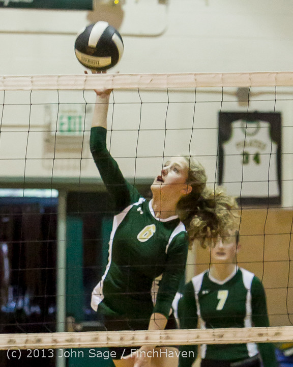 19051 Volleyball v Eatonville 091113