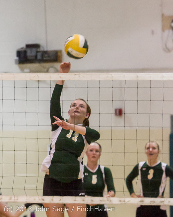 19056 Volleyball v Eatonville 091113