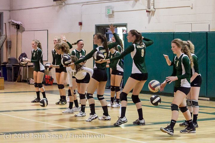 19065 Volleyball v Eatonville 091113