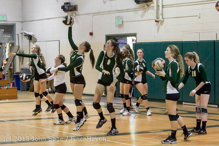 19069 Volleyball v Eatonville 091113