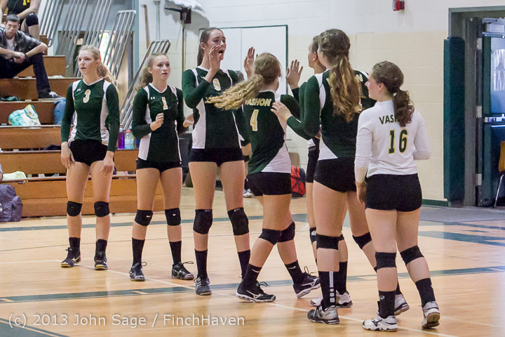 19091 Volleyball v Eatonville 091113