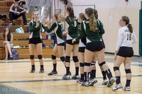 19098 Volleyball v Eatonville 091113