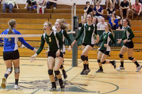 19105 Volleyball v Eatonville 091113