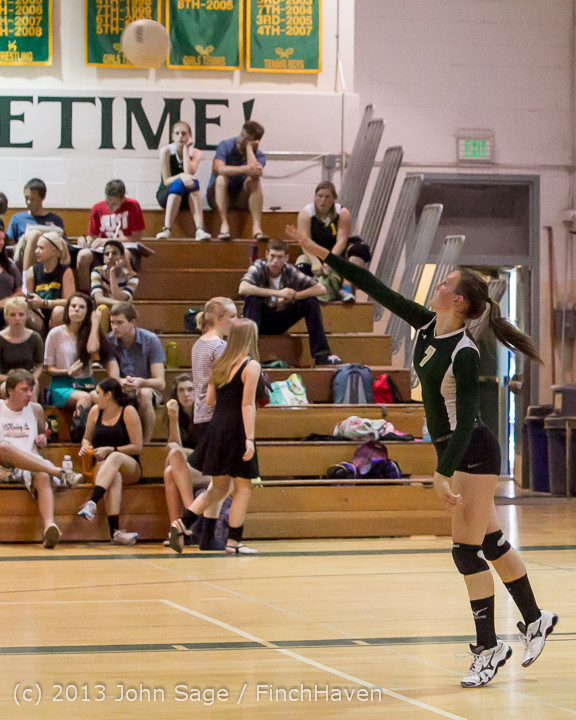 19157 Volleyball v Eatonville 091113