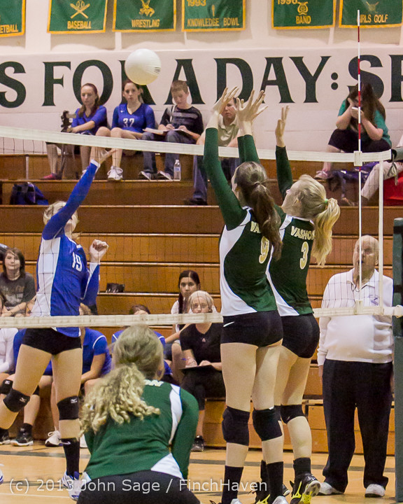 19190 Volleyball v Eatonville 091113