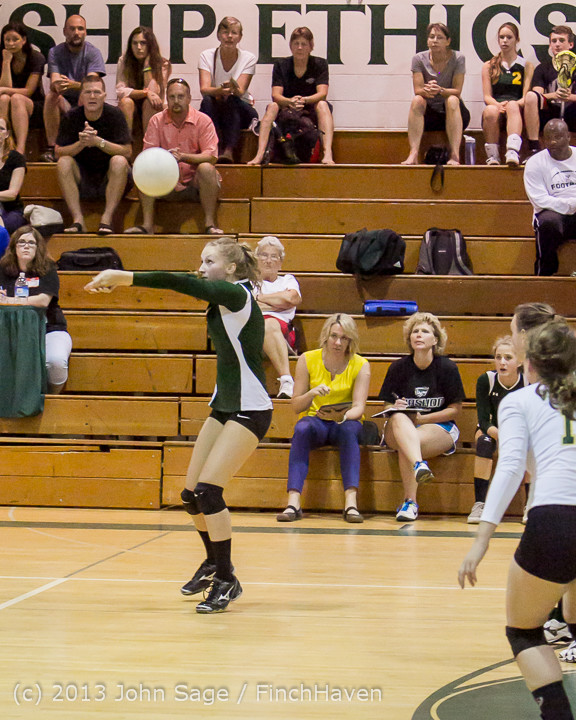 19195 Volleyball v Eatonville 091113