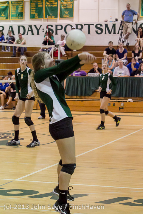 19202 Volleyball v Eatonville 091113