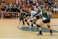 19217 Volleyball v Eatonville 091113