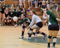 19219 Volleyball v Eatonville 091113