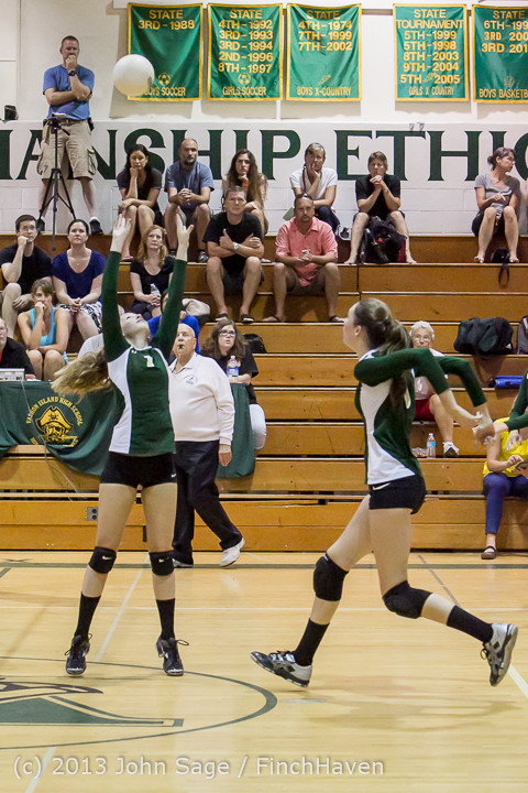 19239 Volleyball v Eatonville 091113
