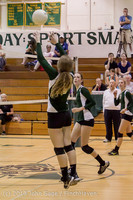 19257 Volleyball v Eatonville 091113