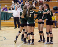 19352 Volleyball v Eatonville 091113