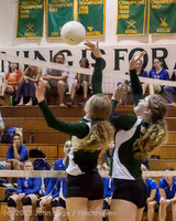 19362 Volleyball v Eatonville 091113