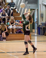 19461 Volleyball v Eatonville 091113