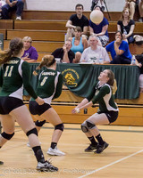 19467 Volleyball v Eatonville 091113