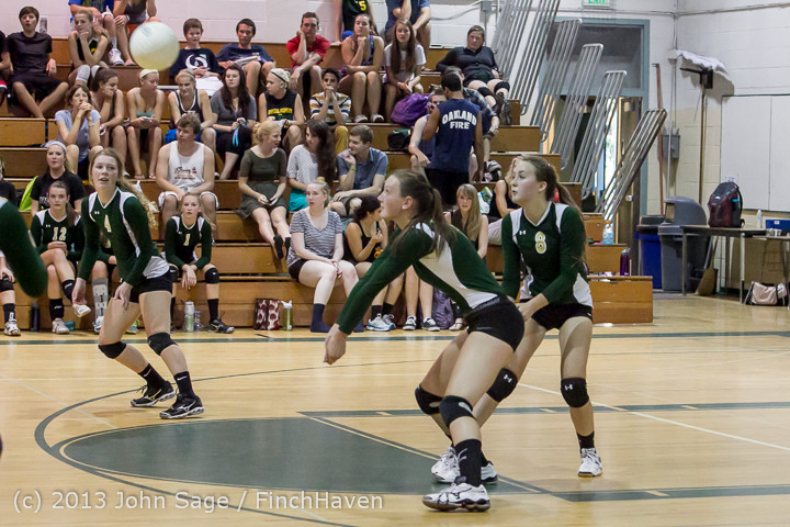 19474 Volleyball v Eatonville 091113