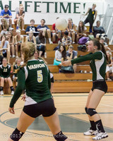 19542 Volleyball v Eatonville 091113