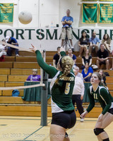 19553 Volleyball v Eatonville 091113