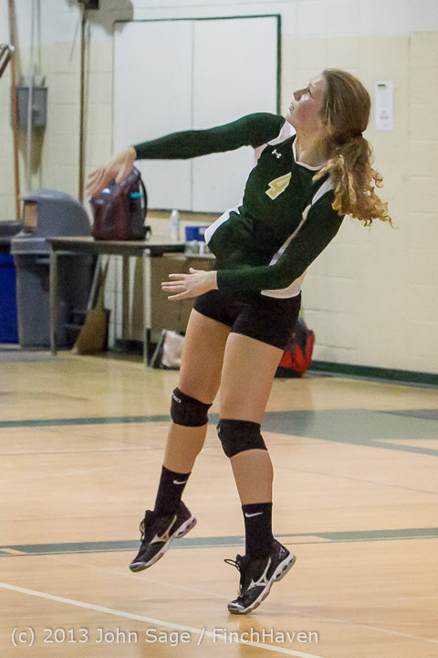 19562 Volleyball v Eatonville 091113