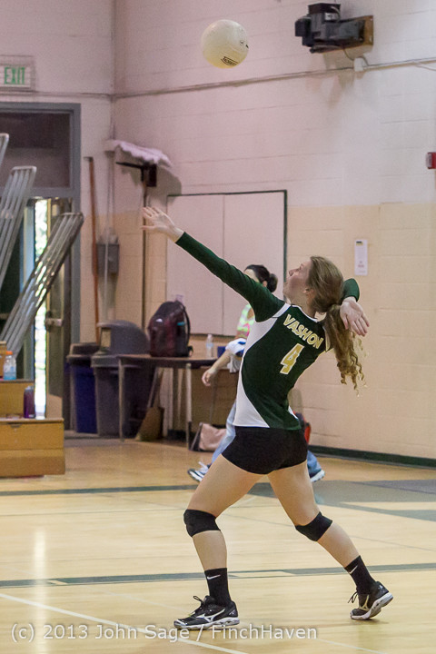 19614 Volleyball v Eatonville 091113