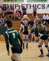 19627 Volleyball v Eatonville 091113