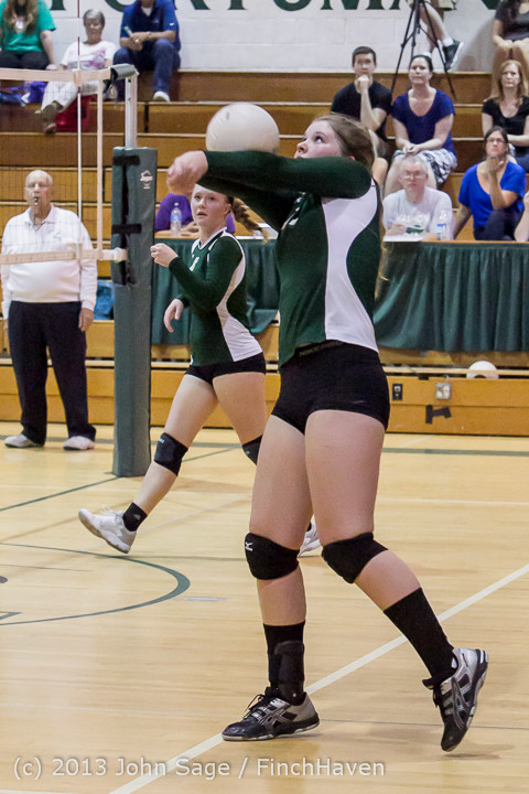19646 Volleyball v Eatonville 091113