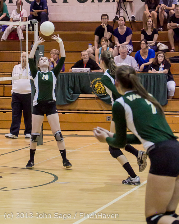 19669 Volleyball v Eatonville 091113