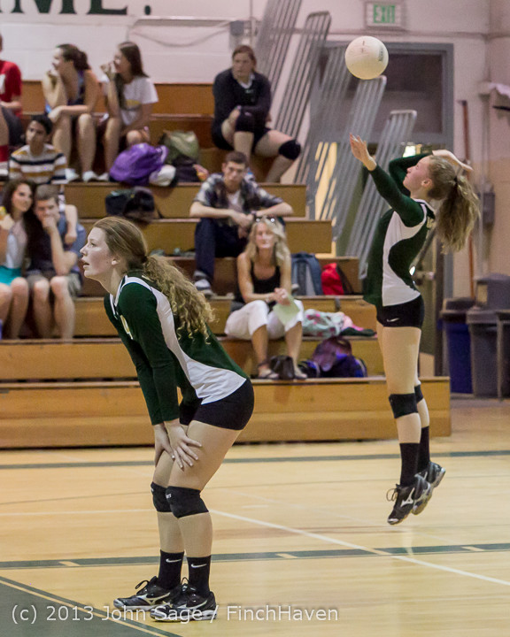19681 Volleyball v Eatonville 091113