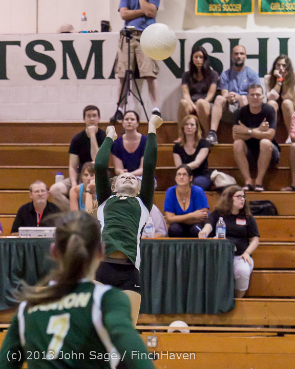 19732 Volleyball v Eatonville 091113