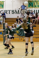 19801 Volleyball v Eatonville 091113