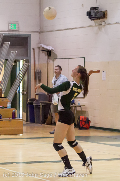 19807 Volleyball v Eatonville 091113