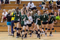 19851 Volleyball v Eatonville 091113
