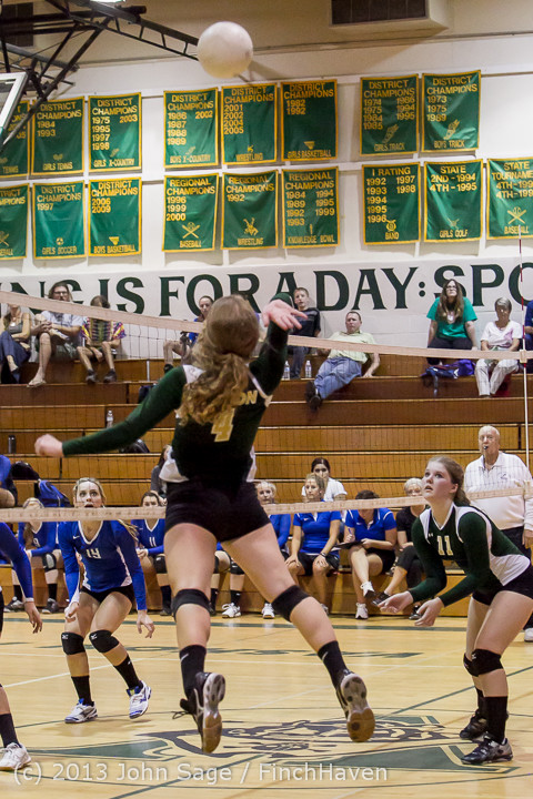 19948 Volleyball v Eatonville 091113