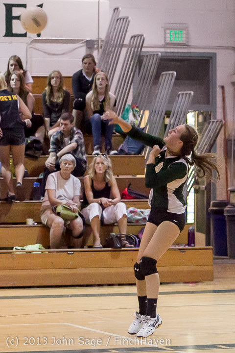 19977 Volleyball v Eatonville 091113