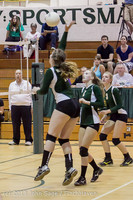 20018 Volleyball v Eatonville 091113