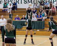 20025 Volleyball v Eatonville 091113