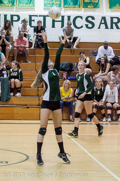 20070 Volleyball v Eatonville 091113