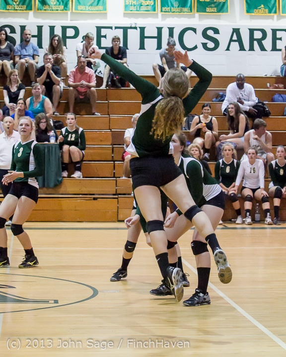 20076 Volleyball v Eatonville 091113