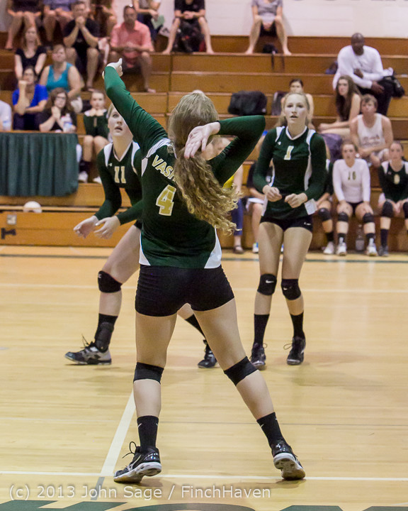 20088 Volleyball v Eatonville 091113
