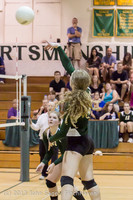 20127 Volleyball v Eatonville 091113