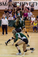 20131 Volleyball v Eatonville 091113