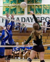 20135 Volleyball v Eatonville 091113