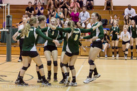 20139 Volleyball v Eatonville 091113