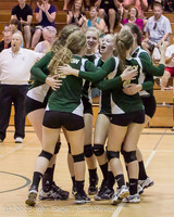 20142 Volleyball v Eatonville 091113
