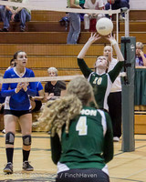20155 Volleyball v Eatonville 091113