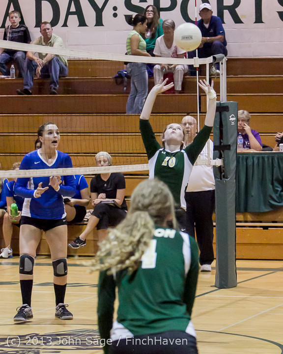 20156 Volleyball v Eatonville 091113
