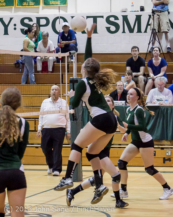20159 Volleyball v Eatonville 091113